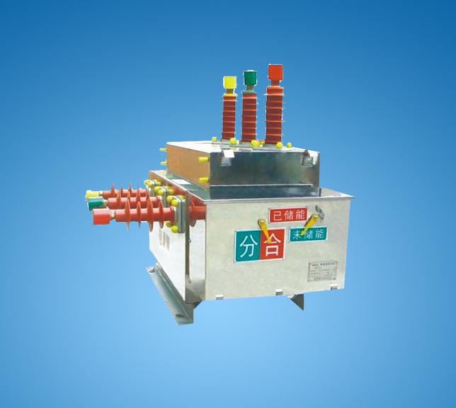 ZW10-12型户外交流高压真空断路器